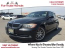 Used 2007 BMW 3 Series 335i | POWERFUL 300HP | MANUAL | LOW KM! - FORMULA for sale in Scarborough, ON