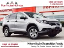 Used 2013 Honda CR-V LX | BLUETOOTH | ACCIDENT FREE - FORMULA HONDA for sale in Scarborough, ON