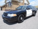 Used 2011 Ford Crown Victoria P71 Police Interceptor 4.6L V8 129,000KMs for sale in Etobicoke, ON