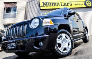 Used 2008 Jeep Compass Sport! AuxIn+Cruise+A/C! ONLY $125/bi-weekly! for sale in St Catharines, ON