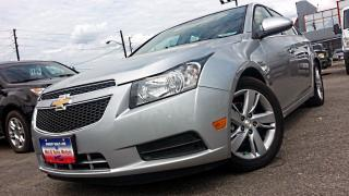 Used 2014 Chevrolet Cruze DIESEL,Auto,LEATHER,REAR CAM for sale in North York, ON