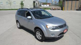 Used 2008 Mitsubishi Outlander 4x4, Auto, Sunroof, 3/Ywaranty availa for sale in North York, ON