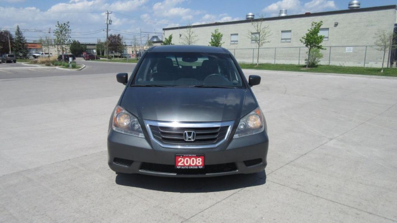 2008 Honda Odyssey EX, DVD, All Power Option, 7 passenger, certify, A
