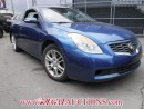 Used 2008 Nissan ALTIMA  COUPE for sale in Calgary, AB