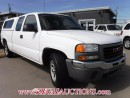 Used 2006 GMC SIERRA 1500  EXT CAB 2WD for sale in Calgary, AB