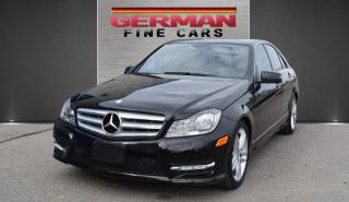 Used 2013 Mercedes-Benz C-Class C300  4 Matic SPORT PKG***only 38,000km for sale in Concord, ON