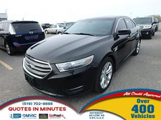 Used 2013 Ford Taurus SEL | AWD | LEATHER | NAV | ROOF for sale in London, ON
