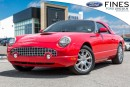 Used 2002 Ford Thunderbird HARD TOP CONVERTIBLE! JUST IN TIME FOR SUMMER! for sale in Bolton, ON
