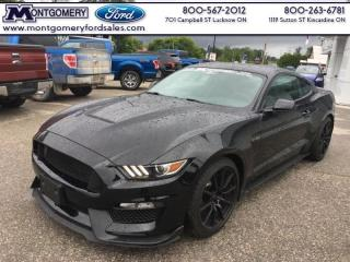 Used 2016 Ford Mustang Shelby GT350  - Low Mileage for sale in Kincardine, ON
