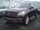 Used 2013 Mercedes-Benz ML-Class ML 350 BlueTEC, NAVI for sale in North York, ON