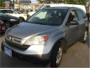 Used 2007 Honda CR-V EX for sale in North York, ON