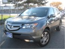 Used 2009 Acura MDX Tech pkg for sale in North York, ON
