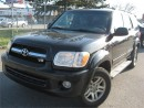 Used 2005 Toyota Sequoia Limited for sale in North York, ON