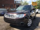 Used 2013 Subaru Forester 2.5X,AllPowerOpti*HtdSeats&Bluetooth+Warranty* for sale in York, ON