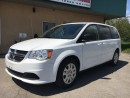 Used 2016 Dodge Grand Caravan $125.10 BI WEEKLY! $0 DOWN!  CERTIFIED! for sale in Bolton, ON