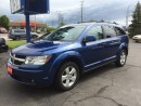 Used 2010 Dodge Journey SXT NAV and Remote Start! for sale in Brantford, ON