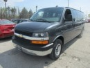 Used 2016 Chevrolet Express 1-TON PEOPLE MOVING LT MODEL 15 PASSENGER 6.0L - V8.. STABILITRAK.. CD/AUX INPUT.. KEYLESS ENTRY.. BACK-UP CAMERA.. for sale in Bradford, ON