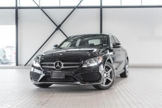 Used 2015 Mercedes-Benz C 300 4MATIC Sedan for sale in Langley, BC