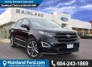 Used 2015 Ford Edge Sport LOCAL, ONE OWNER for sale in Surrey, BC