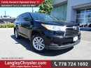 Used 2016 Toyota Highlander LE for sale in Surrey, BC
