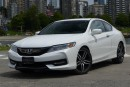 Used 2016 Honda Accord Coupe V6 Touring 6AT *Loaded* for sale in Vancouver, BC