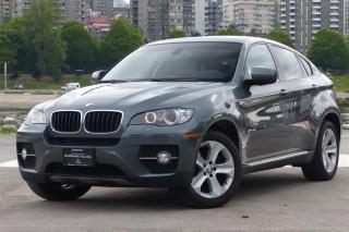Used 2009 BMW X6 xDrive35i for sale in Vancouver, BC