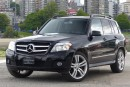 Used 2010 Mercedes-Benz GLK350 4MATIC *Sport Pkg, Premium Pkg* for sale in Vancouver, BC