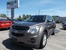 Used 2012 Chevrolet Equinox LS for sale in North Bay, ON