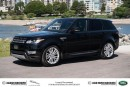 Used 2016 Land Rover Range Rover Sport DIESEL Td6 HSE for sale in Vancouver, BC