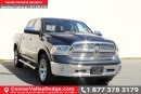 Used 2013 Dodge Ram 1500 Laramie ONE OWNER, BACK UP CAMERA, HEATED/VENTILATED SEATS, NAV, BLUETOOTH, REMOTE START, GOLD PLAN WARRANTE for sale in Courtenay, BC