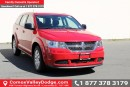 Used 2016 Dodge Journey CVP/SE Plus BLUETOOTH, CD, MP3, KEYLESS ENTRY, A/C for sale in Courtenay, BC