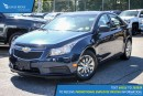 Used 2011 Chevrolet Cruze LS Satellite Radio and Air Conditioning for sale in Port Coquitlam, BC