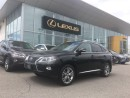 Used 2013 Lexus RX 350 ULTRA PREMIUM PACKAGE 1 WITH BLIND SPOT MONITORING for sale in Brampton, ON