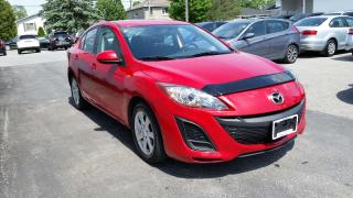 Used 2011 Mazda MAZDA3 GX for sale in North Bay, ON