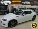 Used 2016 Subaru BRZ Sport-tech SPORT TECH| NAVIGATION| 6SPD| PEARL for sale in Woodbridge, ON