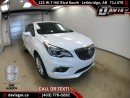 New 2017 Buick Envision Premium-Heated Leather, AWD, Power Moonroof for sale in Lethbridge, AB