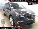 New 2017 Buick Envision Premium 2-AWD, Navigation, Heated/Ventilated Leather for sale in Lethbridge, AB