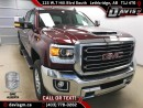 New 2017 GMC Sierra 3500 HD SLT-Diesel, Navigation, HD Trailering package, Sunroof for sale in Lethbridge, AB