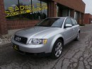 Used 2004 Audi A4 1.8T Avant for sale in Woodbridge, ON