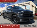 Used 2015 Dodge Ram 1500 ST Black Express Package w/ Backup Camera & Bluetooth for sale in Abbotsford, BC