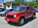 Used 2007 Jeep Liberty Sport-Low km-certified for sale in Scarborough, ON