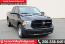 New 2017 Dodge Ram 1500 ST BACK UP CAMERA, KEYLESS ENTRY, SATELLITE RADIO for sale in Courtenay, BC