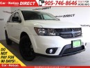 Used 2015 Dodge Journey Blacktop| LOW KM'S| 8.4 TOUCH SCREEN| for sale in Burlington, ON