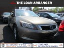 Used 2008 Honda Accord EX-L for sale in Barrie, ON