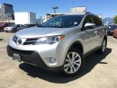 Used 2014 Toyota RAV4 LIMITED  for sale in Vancouver, BC