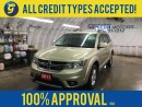 Used 2011 Dodge Journey SXT*KEYLESS ENTRY*ALLOYS*DUAL ZONE CLIMATE CONTROL*POWER WINDOWS/LOCKS/HEATED MIRRORS*PUSH BUTTON START*FOG LIGHTS*AM/FM/CD/AUX/USB*CRUISE CONTROL* for sale in Cambridge, ON