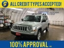 Used 2011 Jeep Patriot NORTH*4WD*SUNROOF*ALLOYS*ROOF RACK*BOSTON AUDIO*HEATED FRONT SEATS*CRUISE CONTROL*AUTO DIMMING MIRROR*POWER WINDOWS/LOCKS/HEATED MIRRORS*U CONNECT PHONE*REMOTE START*AM/FM/XM/CD/AUX* for sale in Cambridge, ON