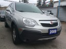 Used 2008 Saturn Vue XE AWD w/All Power Opts EXTRA CLEAN for sale in Scarborough, ON