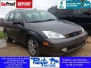 Used 2002 Ford Focus ZTW for sale in Headingley, MB