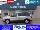 Used 2009 Pontiac Montana Sv6 FWD w/1SA for sale in Headingley, MB